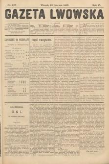 Gazeta Lwowska. 1907, nr137
