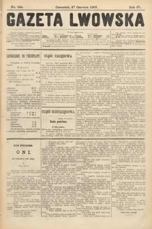 Gazeta Lwowska. 1907, nr145