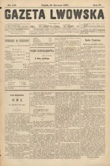 Gazeta Lwowska. 1907, nr146
