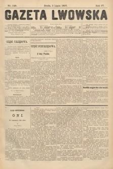 Gazeta Lwowska. 1907, nr149