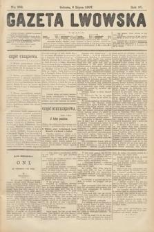 Gazeta Lwowska. 1907, nr152