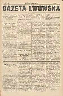 Gazeta Lwowska. 1907, nr155