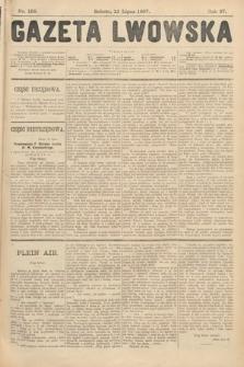 Gazeta Lwowska. 1907, nr158