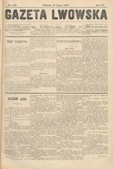 Gazeta Lwowska. 1907, nr160