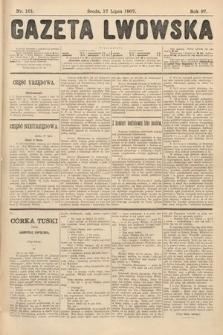 Gazeta Lwowska. 1907, nr161