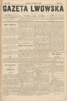 Gazeta Lwowska. 1907, nr166