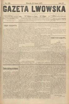 Gazeta Lwowska. 1907, nr172