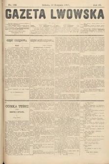 Gazeta Lwowska. 1907, nr182