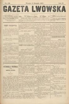 Gazeta Lwowska. 1907, nr184