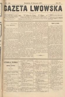 Gazeta Lwowska. 1907, nr188