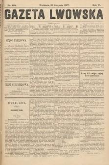 Gazeta Lwowska. 1907, nr194