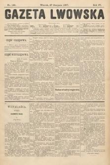 Gazeta Lwowska. 1907, nr195