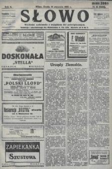 Słowo. 1923, nr6