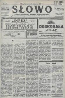 Słowo. 1923, nr7
