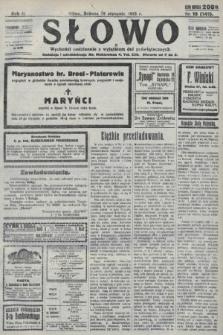 Słowo. 1923, nr15