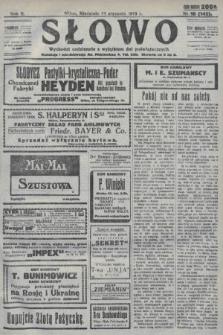 Słowo. 1923, nr16