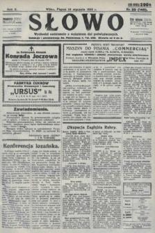 Słowo. 1923, nr20