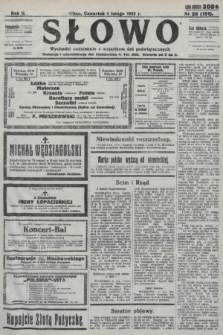 Słowo. 1923, nr25