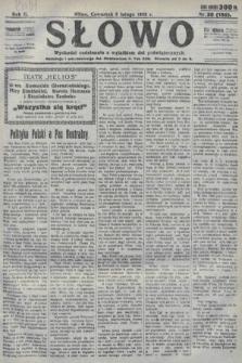 Słowo. 1923, nr30