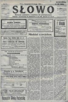 Słowo. 1923, nr36