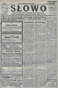Słowo. 1923, nr41