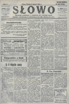 Słowo. 1923, nr49