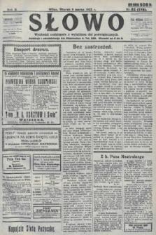Słowo. 1923, nr52