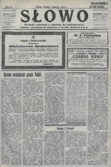 Słowo. 1923, nr53
