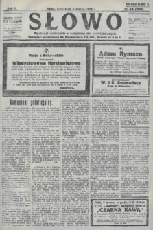 Słowo. 1923, nr54