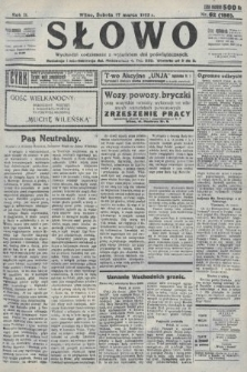 Słowo. 1923, nr62
