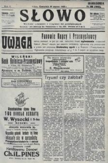 Słowo. 1923, nr66