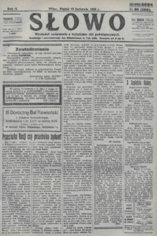 Słowo. 1923, nr80
