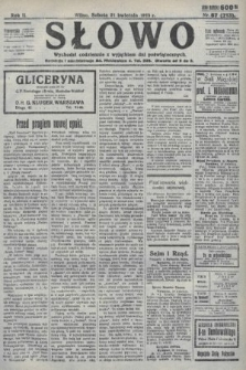 Słowo. 1923, nr87