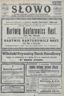 Słowo. 1923, nr88