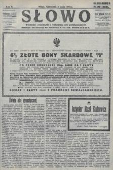 Słowo. 1923, nr96