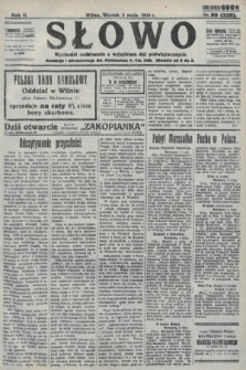 Słowo. 1923, nr99