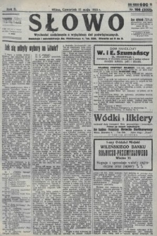 Słowo. 1923, nr106
