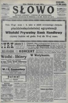 Słowo. 1923, nr109