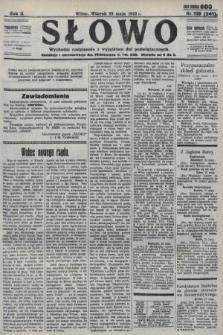 Słowo. 1923, nr115