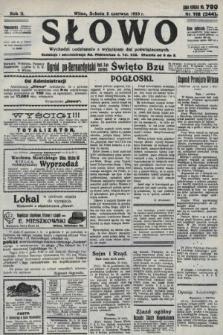 Słowo. 1923, nr118