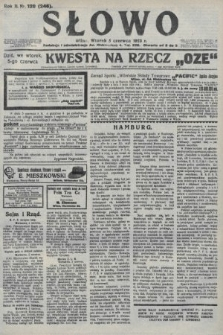 Słowo. 1923, nr120
