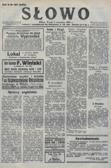 Słowo. 1923, nr121