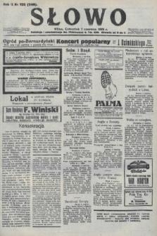 Słowo. 1923, nr122