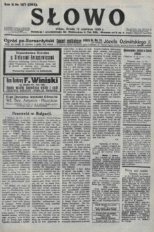 Słowo. 1923, nr127