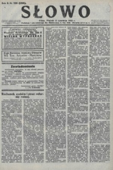 Słowo. 1923, nr129