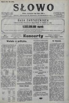 Słowo. 1923, nr144
