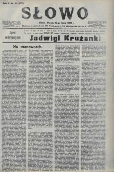 Słowo. 1923, nr151