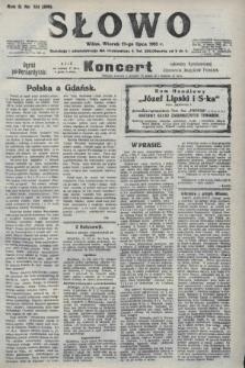 Słowo. 1923, nr154