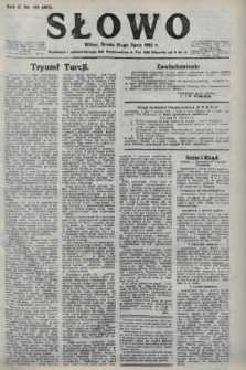 Słowo. 1923, nr161