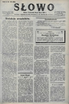 Słowo. 1923, nr162